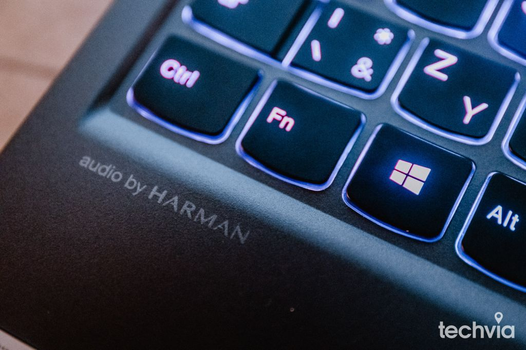 audio HARMAN Lenovo Legion 5P 15IMH05H