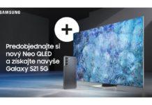 SAMSUNG Neo QLED & Galaxy S21 5G