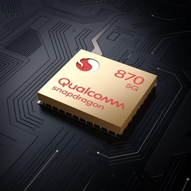 Snapdragon™ 870 5G