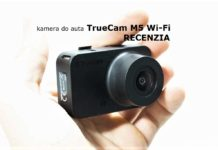 TrueCam M5 GPS Wi-Fi