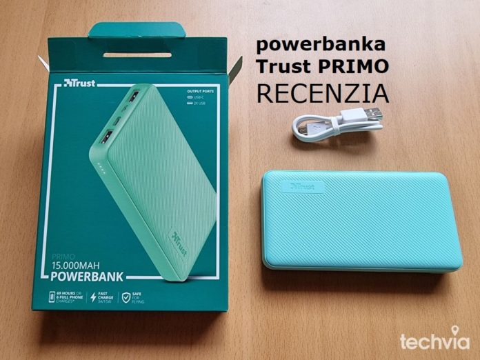 powerbanka Trust PRIMO