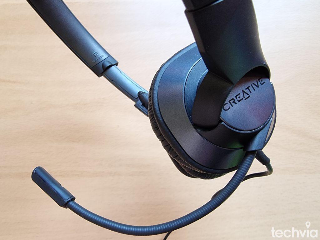 mikrofón slúchadlá Creative HS-720 V2