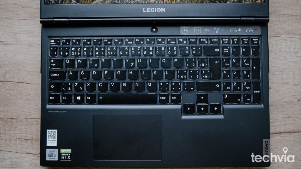 herný notebook Lenovo Legion 5 15IMG05H
