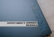 Lenovo Legion 5 15IMG05H