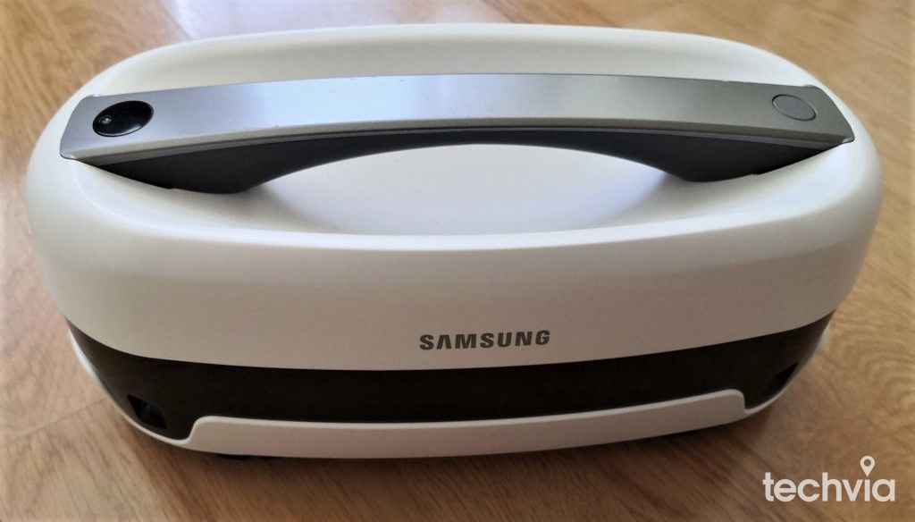 Samsung VR20T6001MW Jetbot Mop