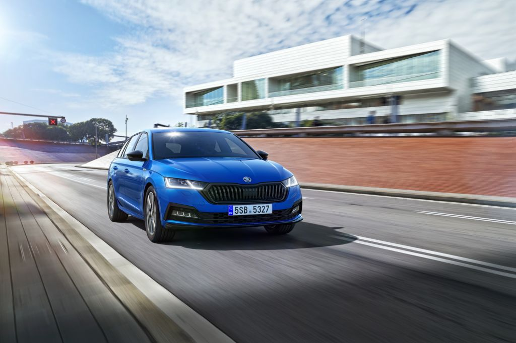 Škoda Octavia Combi SPORTLINE