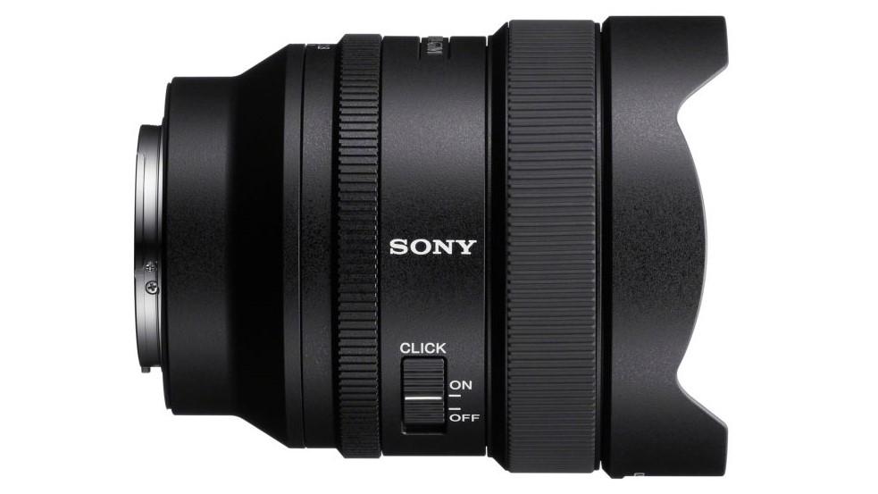 objektív SONY FE 14mm F1,8 G Master™