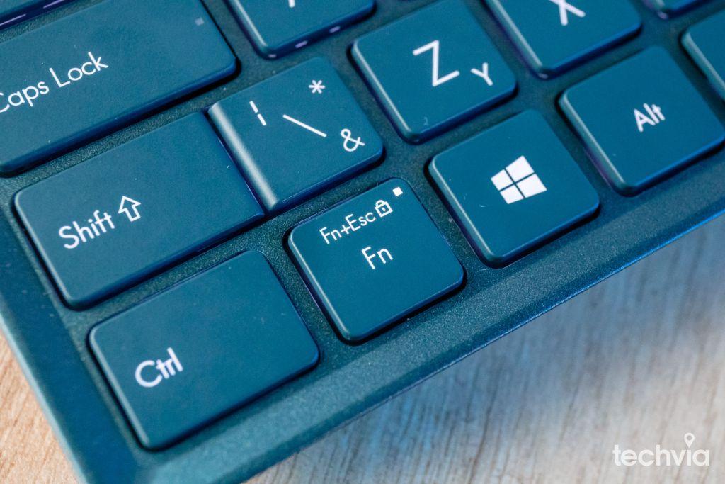 klávesnica Asus Zenbook Pro Duo UX582LR