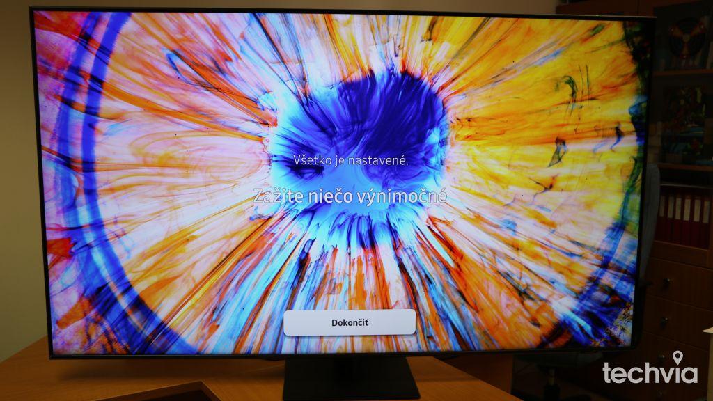 SAMSUNG 65 QLED 4K TV