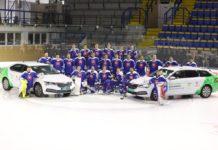 ŠKODA partner slovenského hokeja