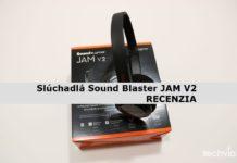 Slúchadlá Sound Blaster JAM V2