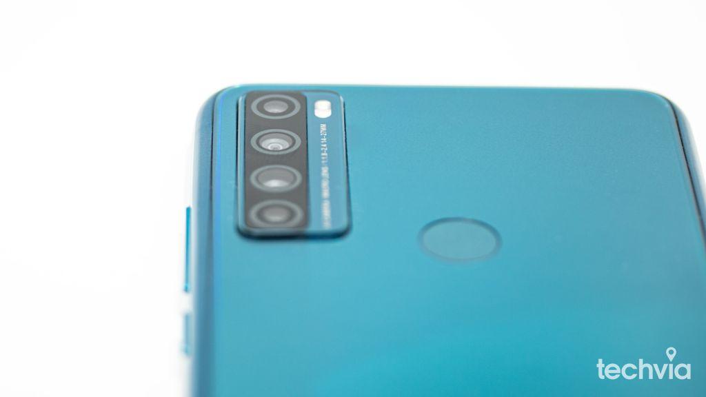 zadný fotoaparát TCL 20SE
