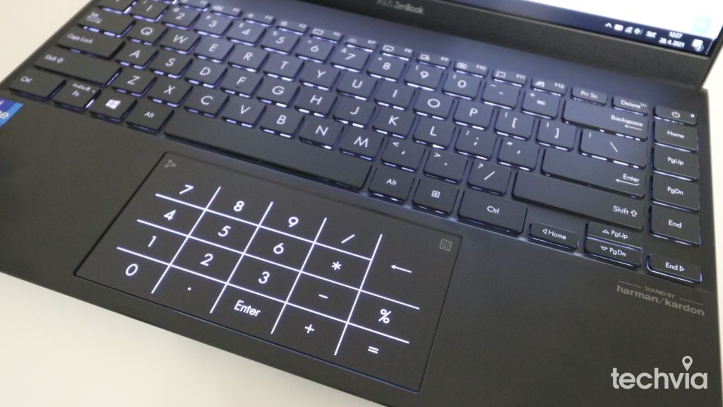 klávesnica notebook ASUS ZenBook 14 UX425