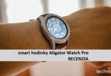 Aligator Watch Pro