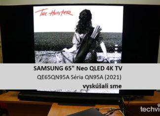 SAMSUNG 65 Neo QLED 4K TV