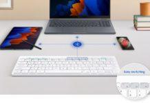 SAMSUNG Smart klávesnicu Trio 500