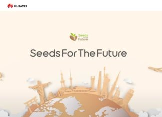 Seeds for the future & HUAWEI