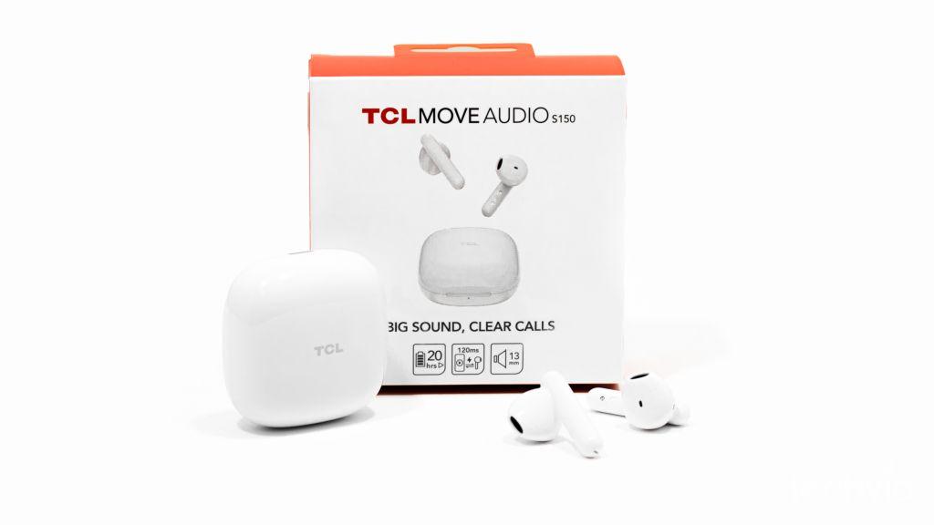 Bluetooth slúchadlá TCL MOVEAUDIO S150