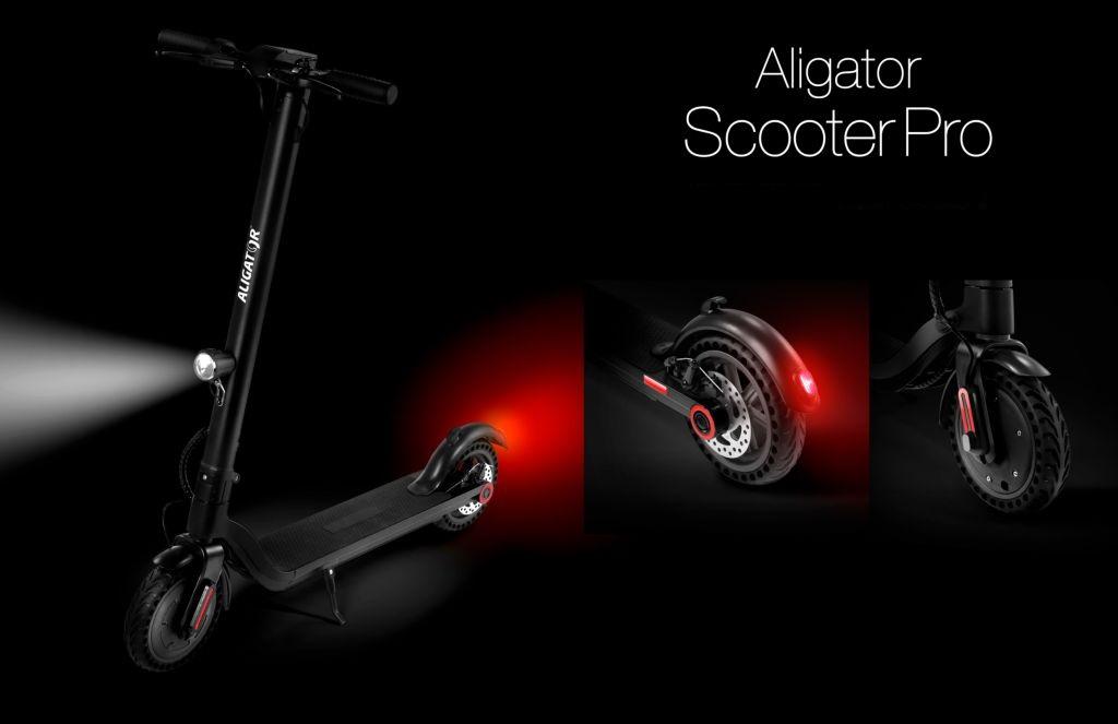 kolobežka Aligator Scooter Pro