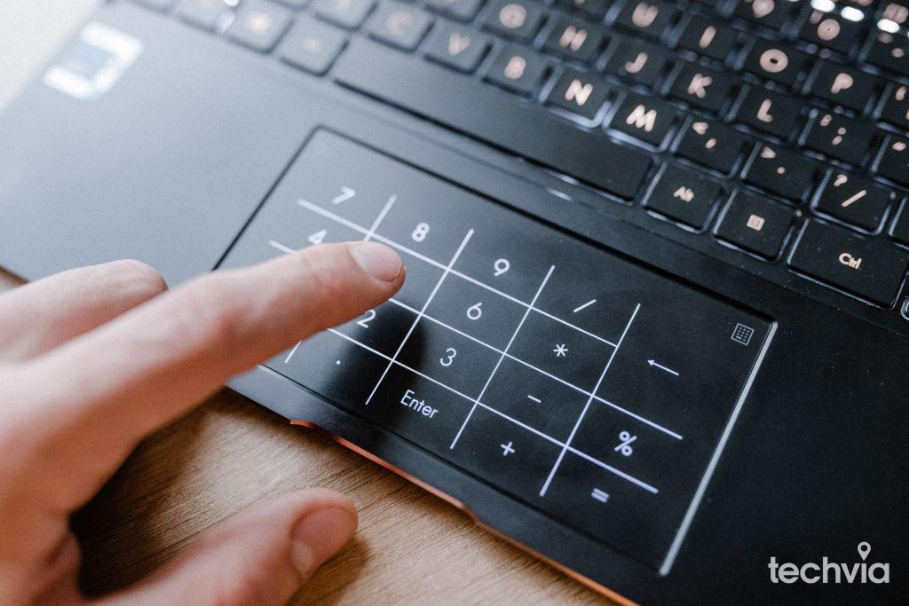 Touchpad Asus ZenBook UX363EA