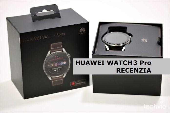 HUAWEI Watch3 Pro