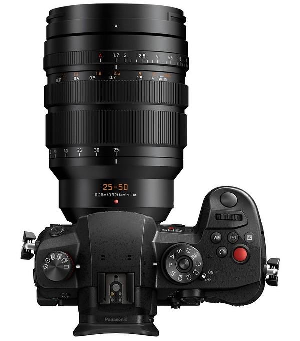 objektív LEICA DG VARIO-SUMMILUX 25-50mm