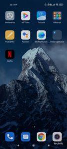 Screenshot XIAOMI M11