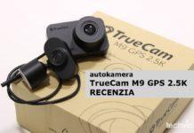 TrueCam M9 GPS 2.5K