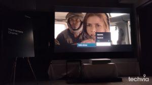 obraz laserový projektor SAMSUNG