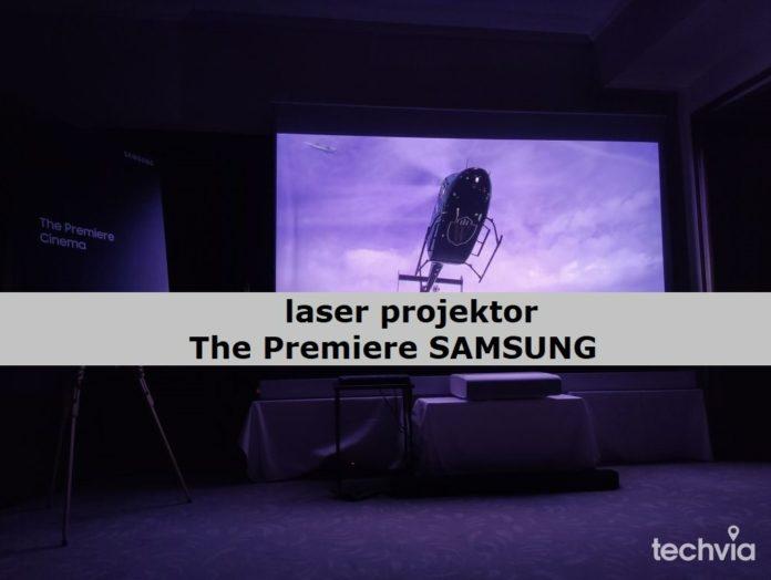 laser projektor SAMSUNG