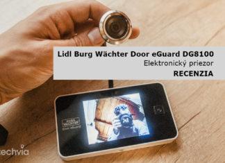 Lidl Burg Wächter Door eGuard DG8100